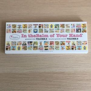 In theBalm of Your Hand Vol. 2